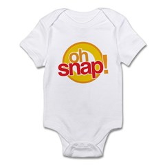 Oh Snap! Infant Bodysuit