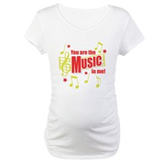 You Are The Music In Me Shirt
