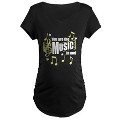 You Are The Music In Me T-Shirt