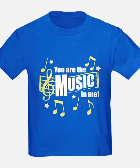 You Are The Music In Me T