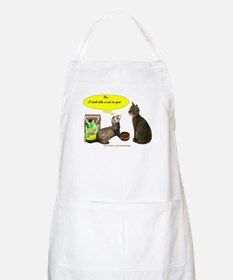 Do I Look Like A Cat to You? BBQ Apron