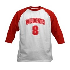 Wildcats 8 Tee
