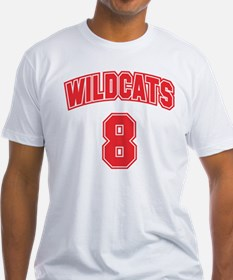 Wildcats 8 Shirt