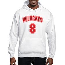 Wildcats 8 Hoodie