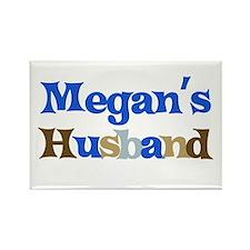 Megan's Husband Rectangle Magnet (10 pack)