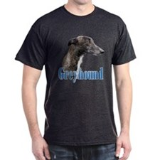 Greyhound Name T-Shirt