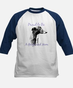Greyhound Mom1 Tee