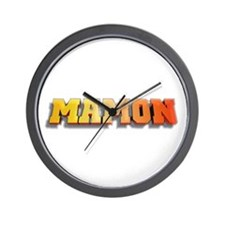 Mamon TeamMT Wall Clock