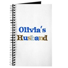 Olivia's Husband Journal