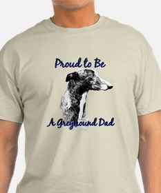 Greyhound Dad1 T-Shirt