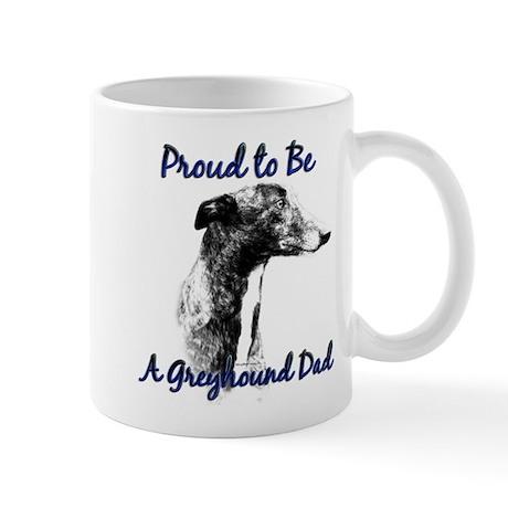 Greyhound Dad1 Mug