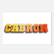 Cabron TeamMT Postcards (Package of 8)
