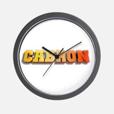 Cabron TeamMT Wall Clock