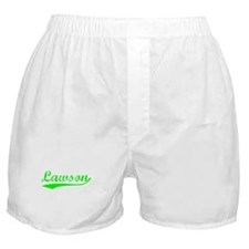 Vintage Lawson (Green) Boxer Shorts