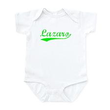 Vintage Lazaro (Green) Infant Bodysuit