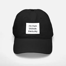 Shithole, ky Baseball Hat