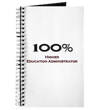 100 Percent Higher Education Administrator Journal