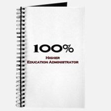 100 Percent Higher Education Administrator Journal