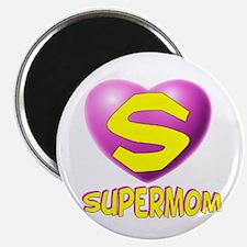 Supermom 2 Magnet