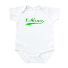 Vintage Leblanc (Green) Infant Bodysuit