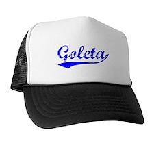 Vintage Goleta (Blue) Trucker Hat