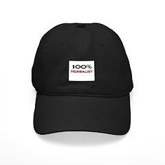 100 Percent Herbalist Baseball Hat