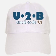 Uncle to Be Baseball Baseball Cap