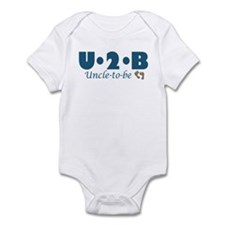 Uncle to Be Infant Bodysuit