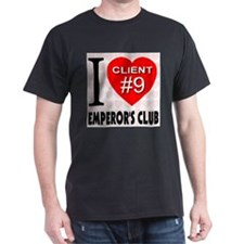 I Love Emperor's Club Client T-Shirt