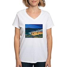San Miguel Oil Shirt