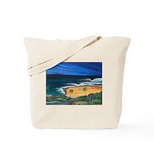 San Miguel Oil Tote Bag