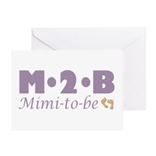 Mimi to Be Greeting Card
