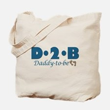 Daddy to Be Tote Bag