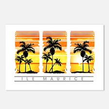 Coco tree mru3 Postcards (Package of 8)