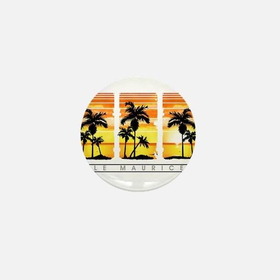 Coco tree mru3 Mini Button
