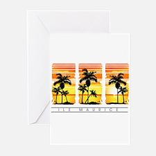 Coco tree mru3 Greeting Cards (Pk of 10)