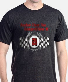 Racing At 21 T-Shirt
