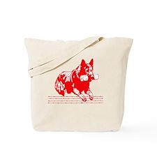 Schutzhund GSD Tote Bag