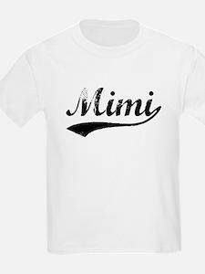 Vintage Mimi (Black) T-Shirt