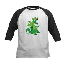 Flower Dragon Tee