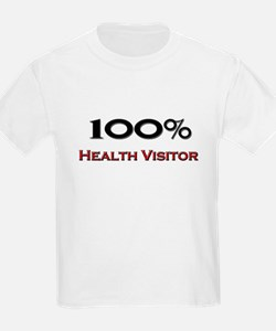 100 Percent Health Visitor T-Shirt
