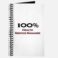 100 Percent Health Service Manager Journal