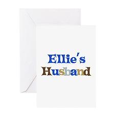 Ellie's Husband Greeting Card