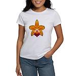 Orange Orchid Women's T-Shirt