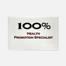 100 Percent Health Promotion Specialist Rectangle