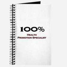 100 Percent Health Promotion Specialist Journal