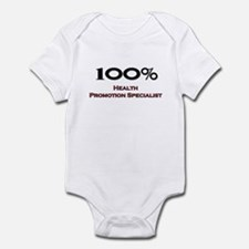 100 Percent Health Promotion Specialist Infant Bod