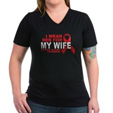 Red For Wife Shirt