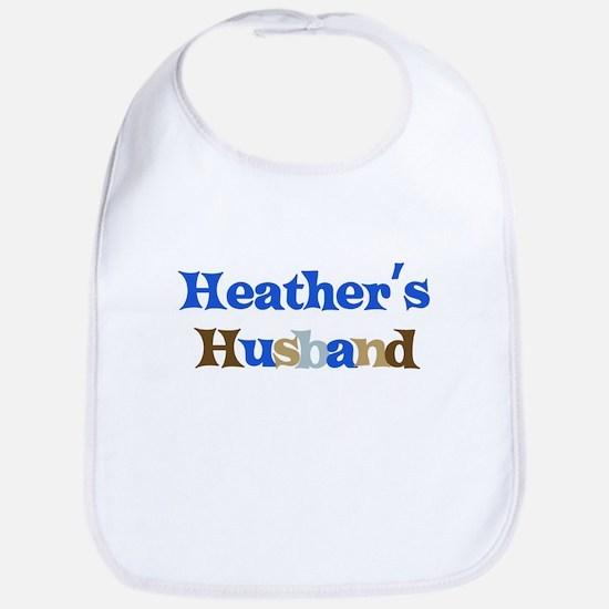 Heather's Husband Bib