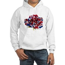 British Rose Jumper Hoody